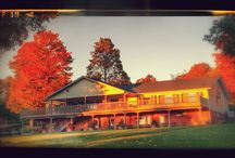 The Venue at Wicked Woods / An event destination in rural Geauga County, Ohio. Seated on a public, 18-hole golf course, this venue offers spectacular views, rustic charm, and a welcoming staff.