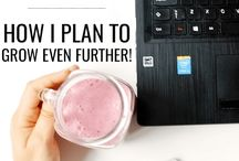 Blogging Goals & Tips / Blogging goals, how to grow your blog, blogging tutorials, general blogging tips.