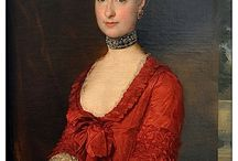 Fashion in art - 18th century