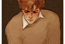 HP※Aes: Remus Lupin