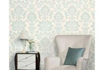 Living room ideas / Wallpaper