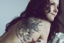 Inked / by Yasmin Cofer