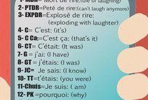 message texte français