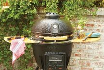 Charcoal cooker