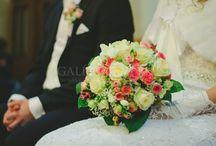 Kytice/flowers and feathers / Všetko k svadbe