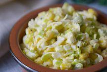 salatkapor jajkoi kukurydza