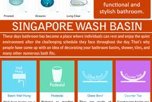 basin Singapore / Browse this site https://storify.com/BathLightSG for more information on basin Singapore. Different types of furnishings can be used to decorate the bathroom and enhance its interior decor.
