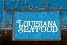 Louisiana Seafood Recipes / Louisiana seafood is known around the world for taste, quality and variety and is a sustainable resource. If you buy Louisiana seafood managed under a US fishery management plan, you can be assured it meets 10 national standards that ensure fish stocks are maintained, overfishing is eliminated and the long-term socioeconomic benefits to the nation are achieved. http://louisianaseafood.com/renewable_resource / by Audubon Nature Institute