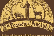 Franciscans / My vocation, life, and future. / by Kate Marie Keever