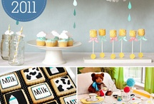Vauvakutsut / Babyshower ideas