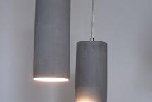 Lampen beton cire