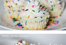 Desserts / by Christy Redmond-Mixon