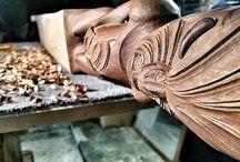 Maori Carving, Toku Mahi Toi