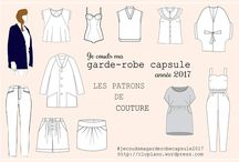 Garde robe Capsule 2017