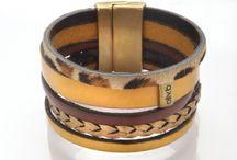 Panajee couleurs d'automne jewelry /  Bijoux aux couleurs de l'automne