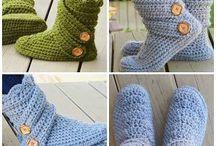 Crochet Shoes / by Diane L.