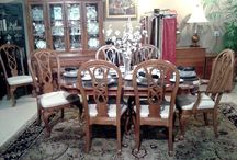 Table for 2...or 4 / Our latest items for dining in! Click, like, and share these images to get the word out about Lifestyle Consignments https://www.facebook.com/LifestyleConsignments