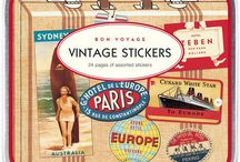 Travel Stickers at HelloTraveler.com / Some of our best-selling items have been travel stickers and old-style luggage labels in particular. We have a pretty terrific selection of vintage-style, 3-dimensional, flags, destinations, etc. and are always adding more.