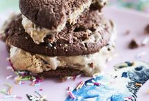 Jäätelöt ja sorbetit // Ice Cream & Sorbets