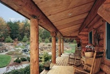 Crazy about porches & patios / by Kathy Smith