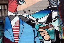 World of Urban Art : MR NERDS