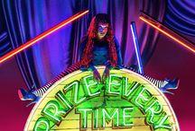 Circus/Funfair Props