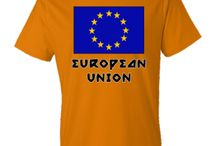 European Union from Auntie Shoe / Stuff about the European Union. Most images on products designed by Auntie Shoe.