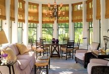Natural Woven Shades / by Window Wear Design