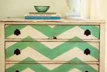 mueble op/gráfico Y decorado / by Eva Ovies Díaz