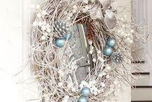 Wreaths & Garlands / by CheriG