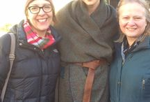 Mary's Meanders meets Outlander Cast Photos