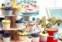 The Inspired Hostess - Kids Party Ideas / Fun ideas for kids' parties