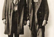 Vintage figures