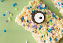 Kid Friendly Snacks & Recipes / Food kids will love ... and their parents will too / by SheKnows