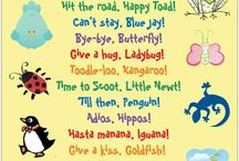 Chants, nursery rhymes, songs, ... / Chants, nursery rhymes, songs, ...for ESL