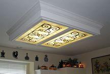 Fluorescent Light Fixture Covers – Refurbish Existing Fixtures