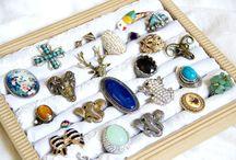 na šperky