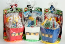 KK's Favors / Amazing party pack ideas! Such talent! There's a favor for every occasion!