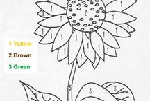 Flori si frunze toamna