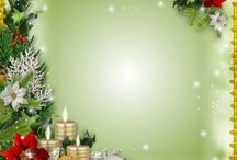 Vianočné rámčeky