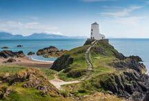 Die schönsten Britischen Inseln