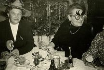 Happy New Year!!! / Vintage New Year's Eve & New year's Day Inspiration!!!