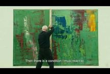 Gerhard Richter how he paints