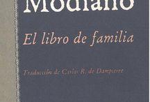 Patrick Modiano na Biblioteca de Filoloxía / Co gallo da concesión do Premio Nobel 2014 ao escritor francés Patrick Modiano, damos a coñecer os libros deste autor presentes na Biblioteca de Filoloxía da UDC