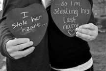 He stole my heart so I stole his last name / by Tiffany Chesley