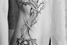 Tattoos  / by Rebecca Barnett