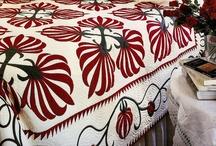 Striking Applique Quilts