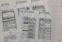 Paper Prototyping / Paper prototype and low-fidelity prototype ideas