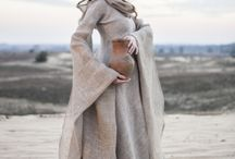 Medieval style fashion