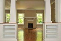 Craftsfan Style Home Interior